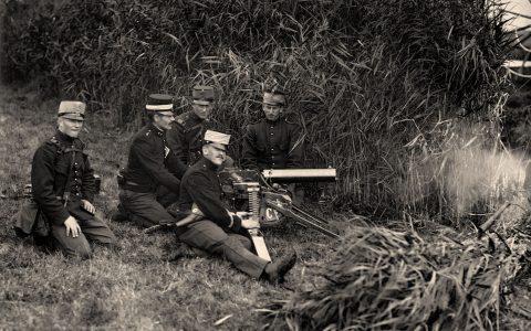 Manouvres-vd-Artillerie-1912-rond-de-Stelling-copy